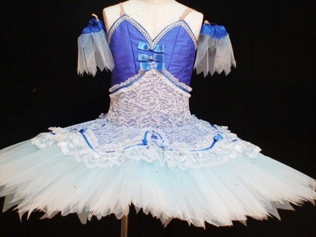 バレエ衣装オーダー 48 クラシックチュチュ