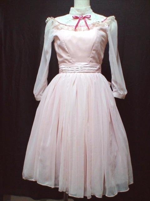 バレエ衣装オーダー 67 ロマンチックチュチュ