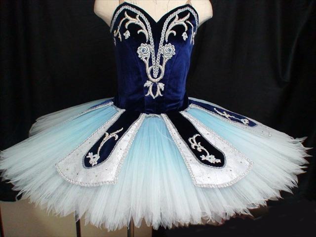 バレエ衣装オーダー 86 クラシックチュチュ