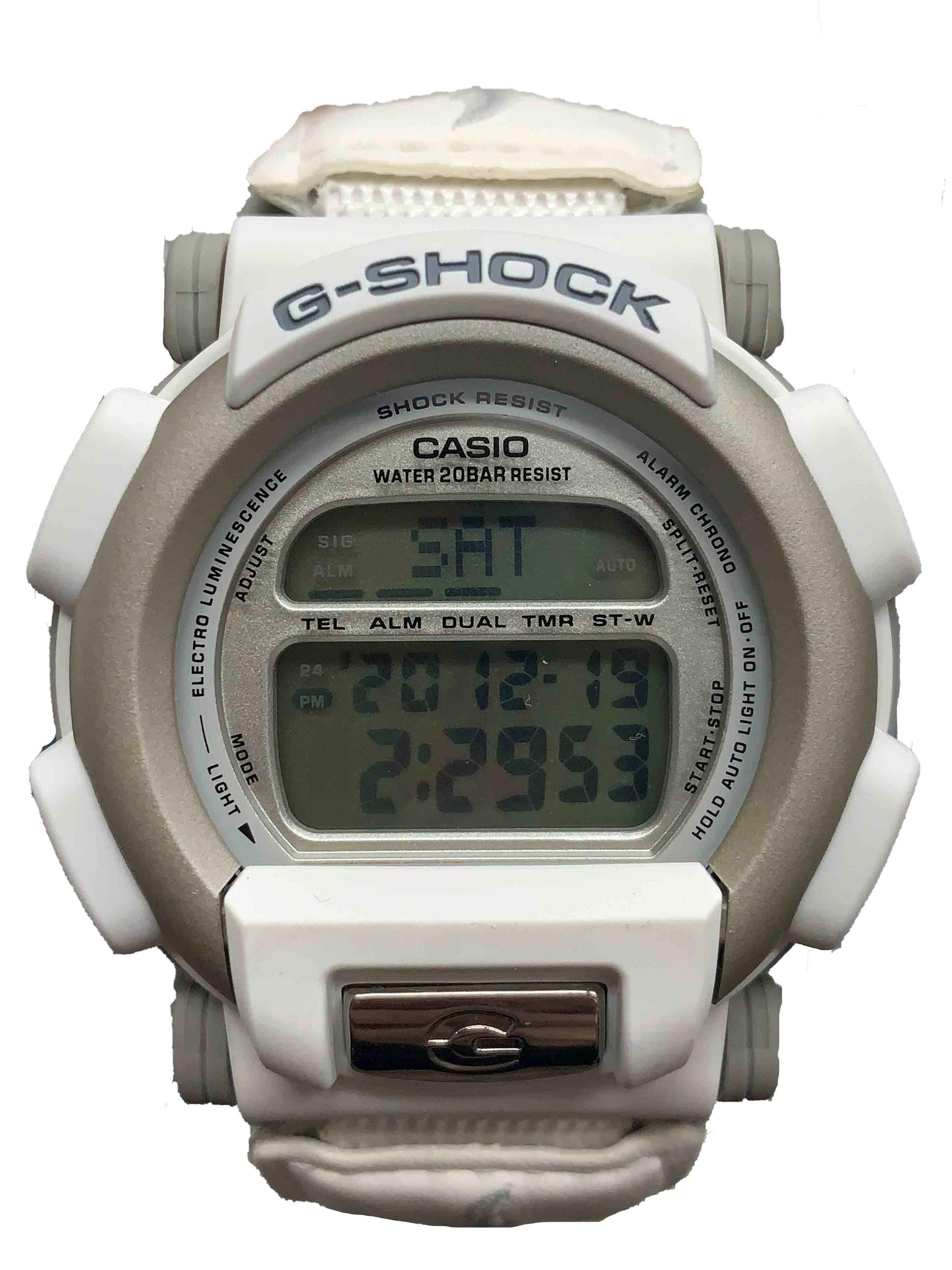 CASIO G-SHOCK 受注生産品 RockNative デットストック商品 1997年11月発売 期間限定送料無料