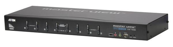 【送料無料】【3年保証】ATEN 8ポートDVI 対応 USB KVMスイッチ 【CS1768】