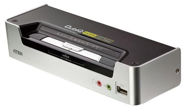 【送料無料】【3年保証】ATEN 2ポートHDMI対応 USB KVMスイッチ 【CS1792】