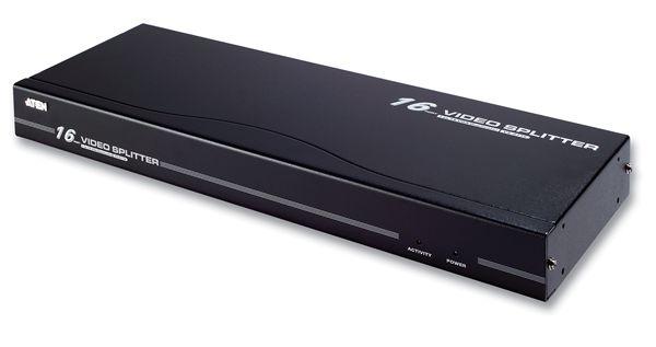 【送料無料】【3年保証】ATEN 1入力16出力VGA分配器 【VS-0116】