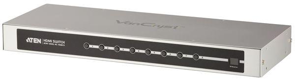 【送料無料】【3年保証】ATEN 8入力1出力HDMIスイッチャー 【VS0801H】