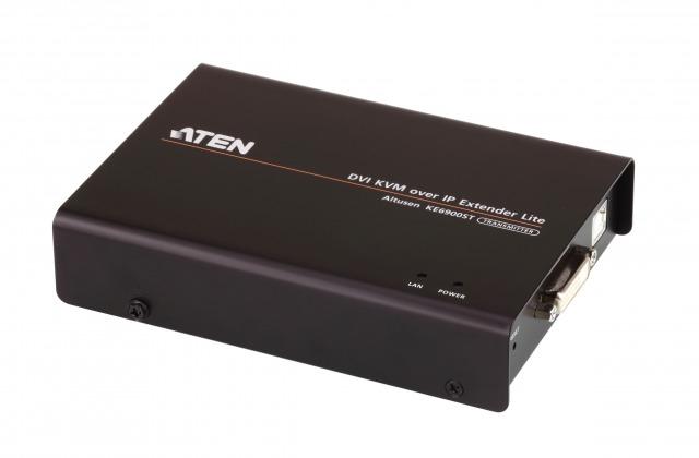 【送料無料】【三年保証】ATENUSB DVI-D シングルディスプレイ コンパクト版 IP-KVMトランスミッター【KE6900ST】