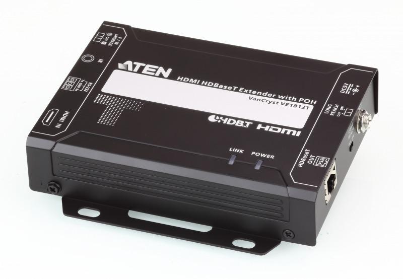 【送料無料】【3年保証】HDMIトランスミッター(4K対応POHタイプ)【VE1812T】