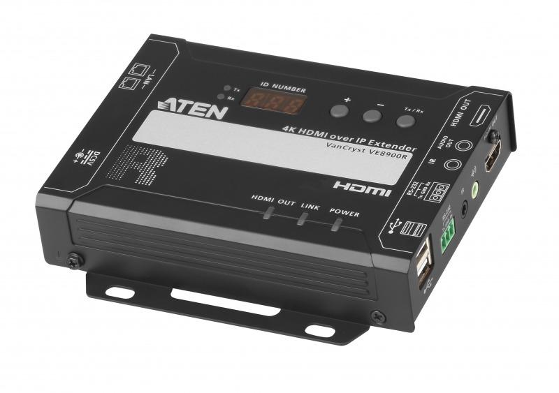 【送料無料】【3年保証】 Video over IPレシーバー(HDMI対応)【VE8900R】