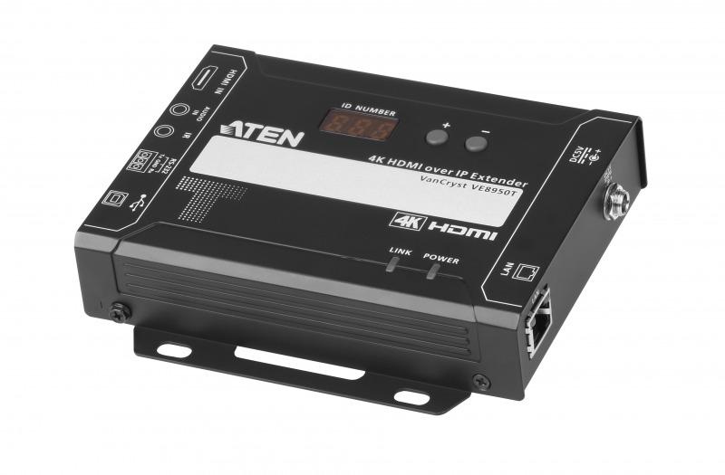 【送料無料】【3年保証】Video over IPトランスミッター(4K HDMI対応)【VE8950T】