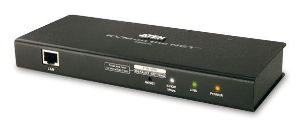 【送料無料】【3年保証】ATEN バーチャルメディア対応 1ポート over IP KVM 【CN8000】