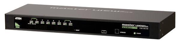 3年保証付き コンソールおよびコンピュータ-のインターフェースがPS 2とUSBの両方に対応した8ポートKVMスイッチ. 2段階カスケード接続対応.マルチプラットフォーム対応 送料無料 3年保証 8ポート ATEN PS 格安 価格でご提供いたします 2-USB両対応 CS1308 KVMスイッチ 商い