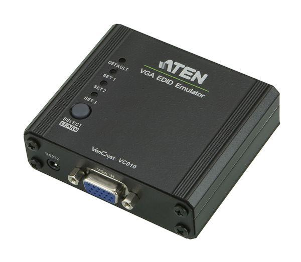 【送料無料】【3年保証】ATEN VGA EDID保持器 【VC010】