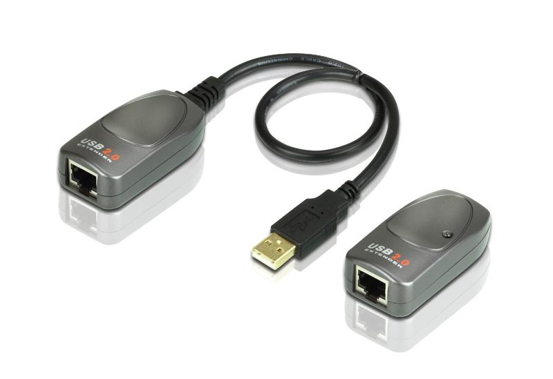 【送料無料】【3年保証】ATEN USB2.0エクステンダー【UCE260】