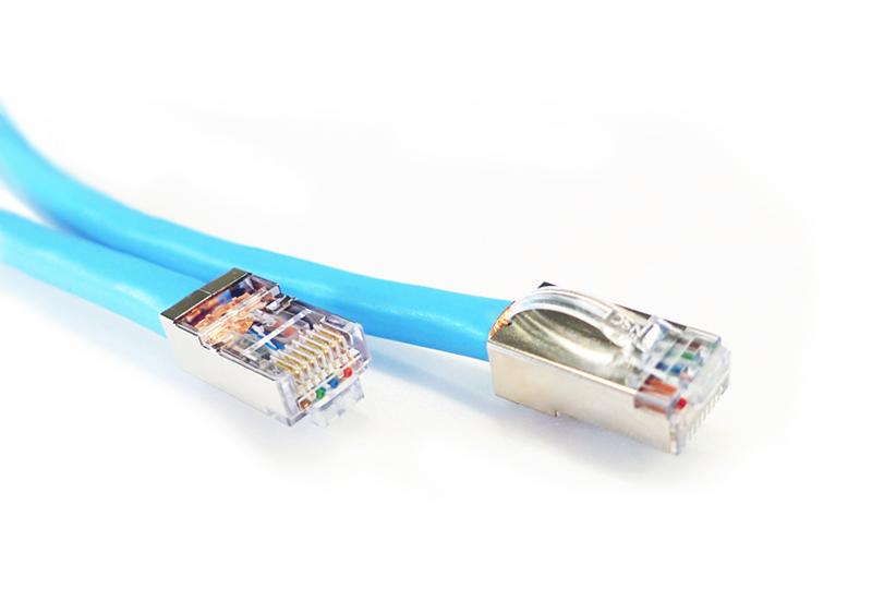 【送料無料】ATEN HDBaseT対応製品専用カテゴリ6 STP単線ケーブル(95m) 【2L-NS06095】