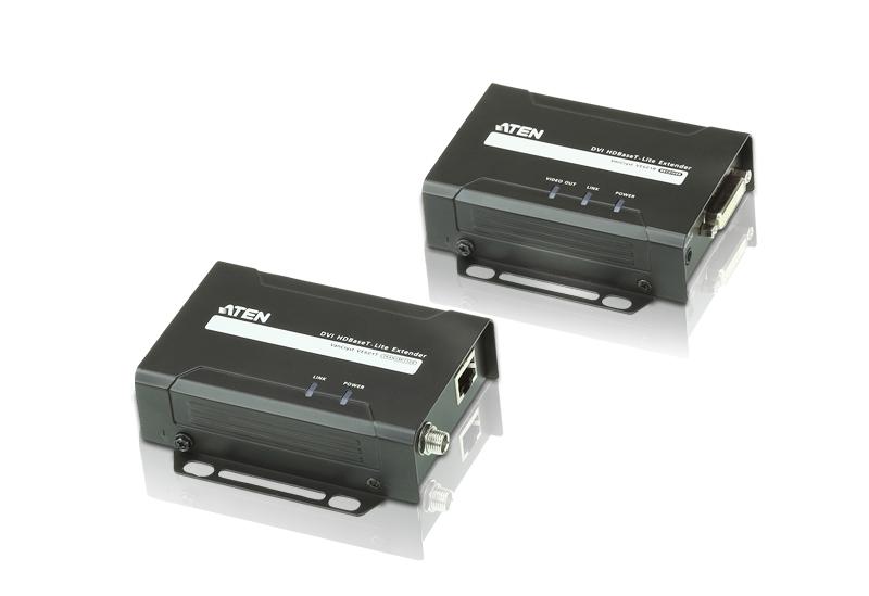 【送料無料】【3年保証】ATEN DVIツイストペアケーブルエクステンダー(シングルリンク対応) 【VE601】