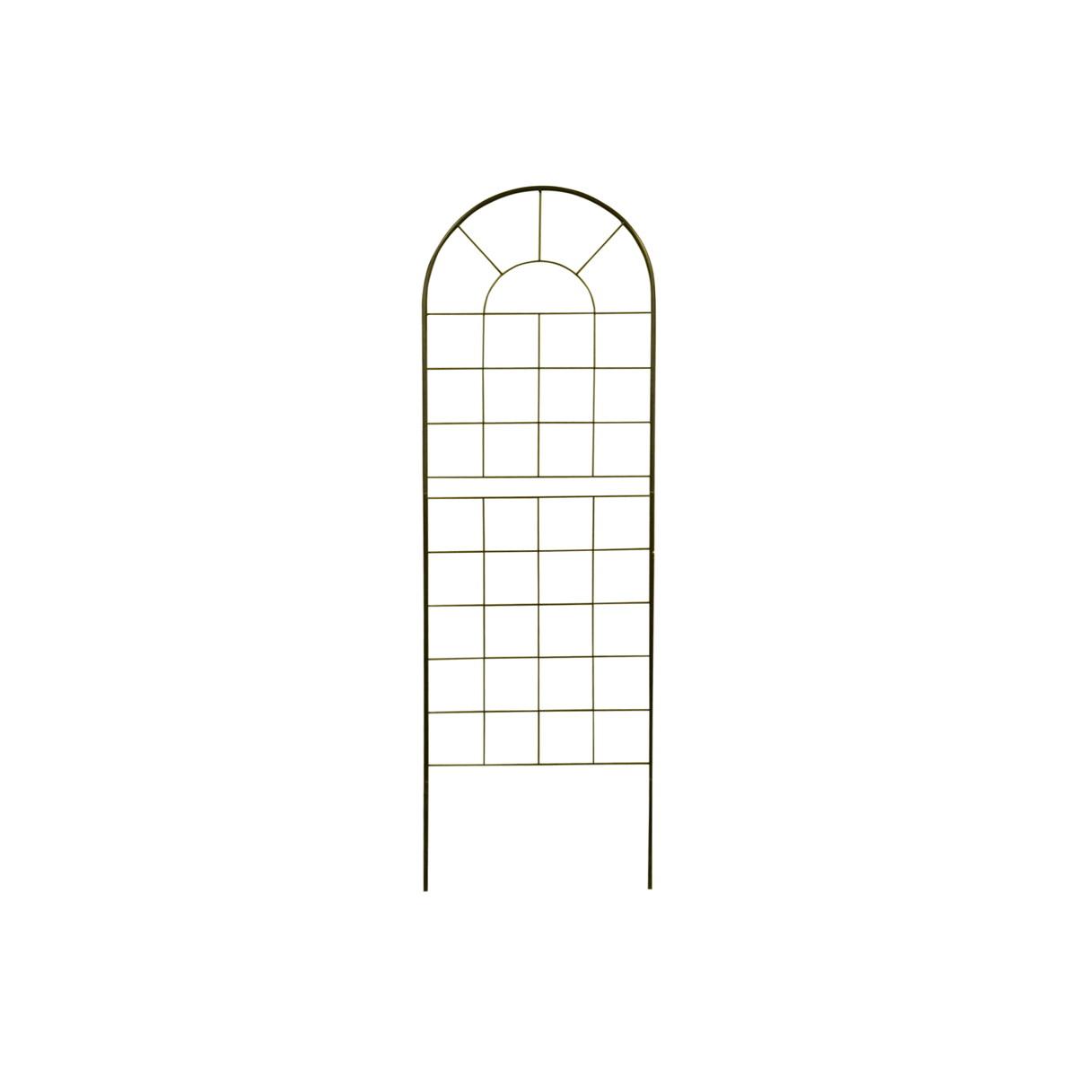 アイアンフェンス クラシックハイフェンス ロータイプ 分割タイプ 高さ150cm 2枚セット ガーデンフェンス トレリスフェンス アンティーク ブラック ホワイト 庭 薔薇 バラ 誘引フェンスybif120cp2p