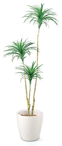 観葉植物 おしゃれ 北欧 インテリア ナチュラルカラーステム 高さ160cm リビング リアル オフィス ギフト プレゼント 開店祝い 新築祝い 光触媒加工 人工観葉樹木 商品型番:059‐0037