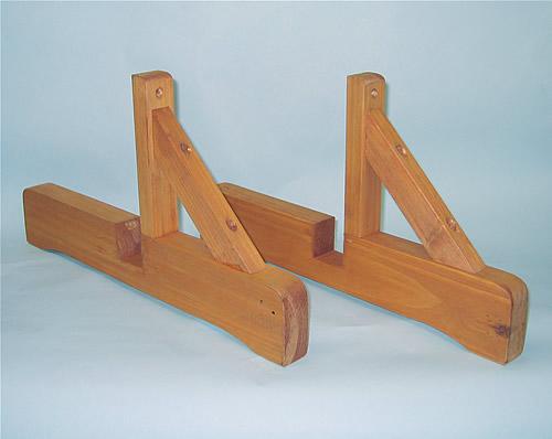 天然木製 与え 人気上昇中 ブラウンラティス用T字ベース2個組み ラティス設置に 商品型番:wll-2t 頼れるサポートツール