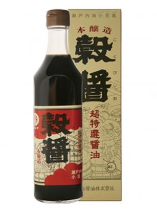 マルシマ 丸島醤油 穀醤(こくびしお)500ml×12本セット