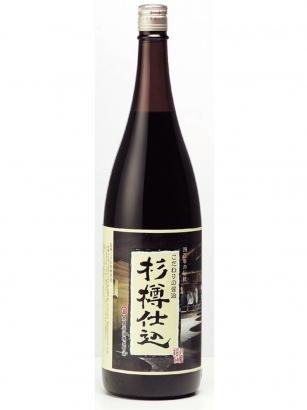 マルシマ 丸島醤油 杉樽仕込醤油(濃口)1.8L×6本セット