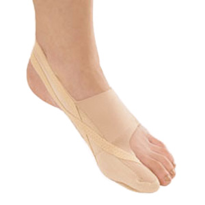 【在庫有】外反母趾矯正サポーター【送料無料】 【靴も履けるんデス 2足組 2個】の通販