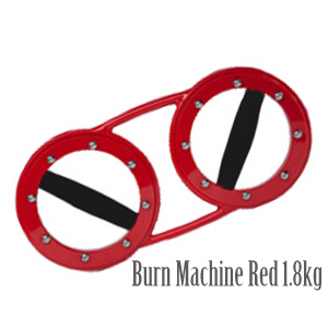 バーンマシーン 軽量タイプ ◆送料無料・正規品◆ 【バーンマシンレッド 1.8kg】