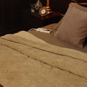 電気掛け毛布 電気掛敷毛布 電気掛敷き毛布【送料無料】【広電 電気かけしき毛布 LWS-F801SB】