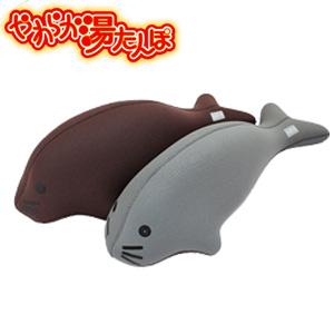 【在庫有】【CLOT'Z クロッツ やわらか湯たんぽ アザラシタイプ】 【後払いもOK】 ヘルメット潜水 ウェットスーツ素材の湯たんぽ 抱き湯たんぽ