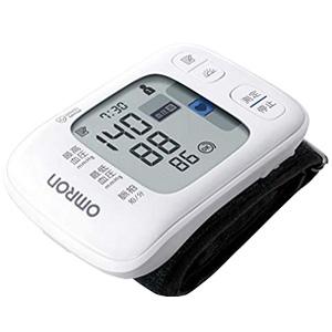 【在庫有】ポータブル自動血圧計 【オムロン 手首式血圧計 HEM-6235】 【送料無料・代引料無料】 収納ケース付き [薄型・軽量で手軽なコンパクトタイプ]