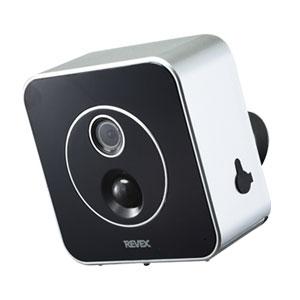 家庭用 人感センサーカメラ 【SDカード録画式液晶画面付きセンサーカメラ SD3000】 【送料無料】 [電池式でどこでも設置 夜間も録画できる家庭用防犯カメラ]
