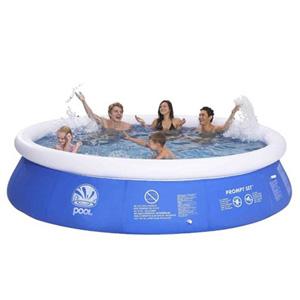大型ビニールプール【送料無料】円形 丸型 3mを超える大きなプール【ジャンボラウンドプール JL010203N】