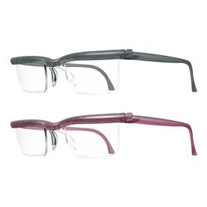 \ページ限定・ティースプーン付/ 左右で調整できるシニアグラス Do Active [ドゥアクティブ シニア用メガネ 老眼鏡 度数調節ができる]