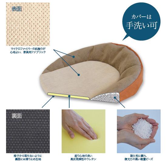 Pelvic cushion cushion seat cushion chair cushion cushion posture correction stoop orthodontic pelvic supporters posture support