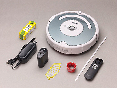 Automatic Vacuum Cleaner Roomba 527 J Robot Teen Pull Fee Free