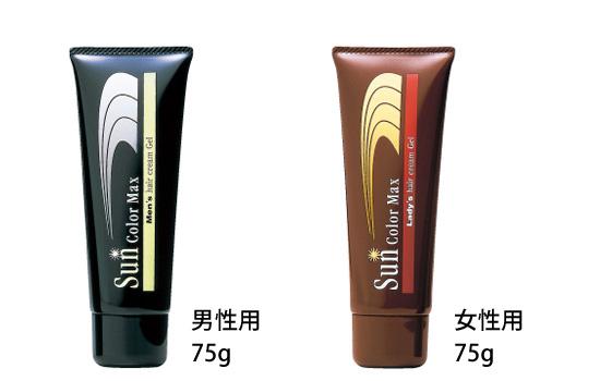 供供太阳彩色最大人男性使用的/女士女性使用的染白头发发膏