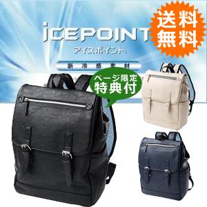 \ページ限定・ティースプーン付/ 【送料無料】【リアングル アイスポイント使用 COOL BAG CB800】クールバッグ 接触涼感 メンズ レディース 鞄