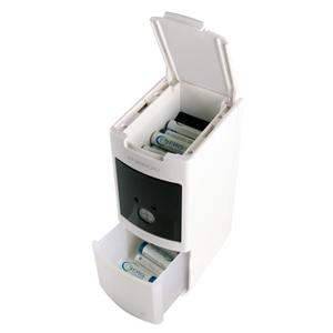 【送料無料】【エネロイド EN20D 1963001】急速充電器 業務用 充電池充電器 20本 オフィス用 店舗用 単三充電池充電器 単四充電池充電器