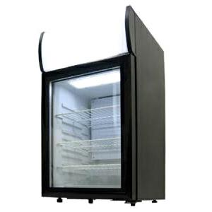 レビュー記入でおまけ特典プレゼント ディスプレイクーラー SC40B ミニ冷蔵庫 ディスプレイやインテリアにオススメ 省エネ エコな小型冷蔵庫 送料無料 供え 冷蔵庫 使い勝手の良い 保冷庫