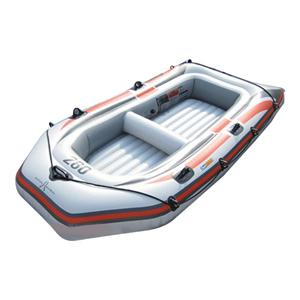 4人乗り ゴムボート オール2本セット PM010236の通販【送料無料】