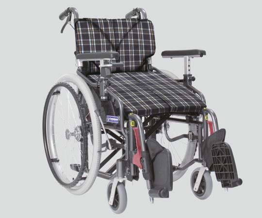 立ち上がり補助車椅子(Rise) RS22-40SB-LO 自走式 610×985×940mm