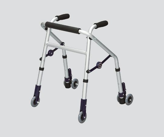 超ミニタイプ歩行器(ミニフィット)XS-148E  軽量・小型で、小柄な方や円背の方に適しています