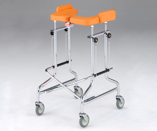 歩行補助器 (アルコー1S・1G型・折りたたみ式)1G型 515×570×875~1075mm 13.0kg