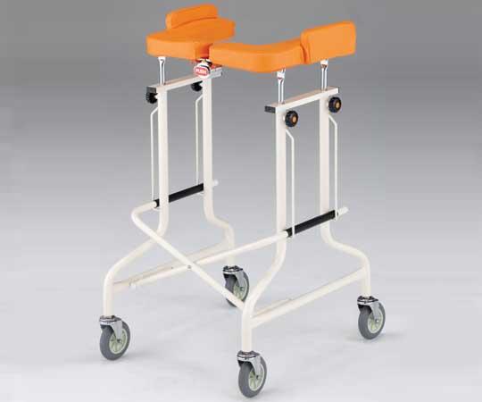 歩行補助器 (アルコーCG型・折りたたみ式) CG型 515×570×875~1075mm 13kg