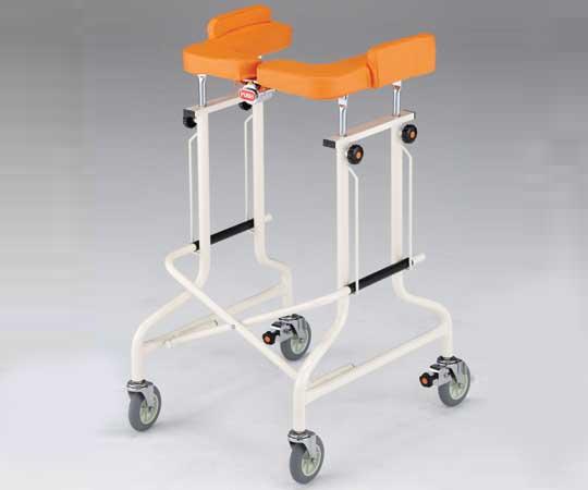歩行補助器 (アルコーCG型・折りたたみ式) CG-T型(抵抗器付) 515×570×875~1075mm 13.6kg