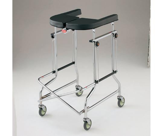 歩行補助器 (アルコー1B型・折りたたみ式) 1B型 570×709×920~1120mm