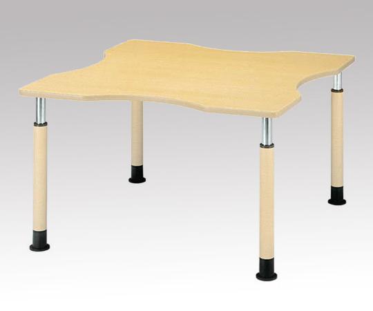 昇降式テーブル FP-1812Q(変形型) 1800×1200×600~800mm