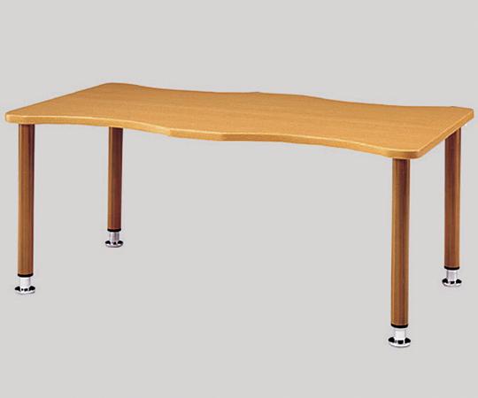 昇降システムテーブル ANS-530NA 1600×900×660~760mm 28.4kg