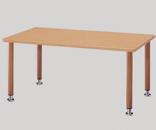 昇降システムテーブル ANS-523NA 1500×900×660~760mm 31kg