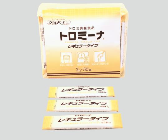 嚥下補助食品 (トロミーナ) トロミーナレギュラータイプ2g 粘潤 1袋(2g/本×50本入)×10袋入