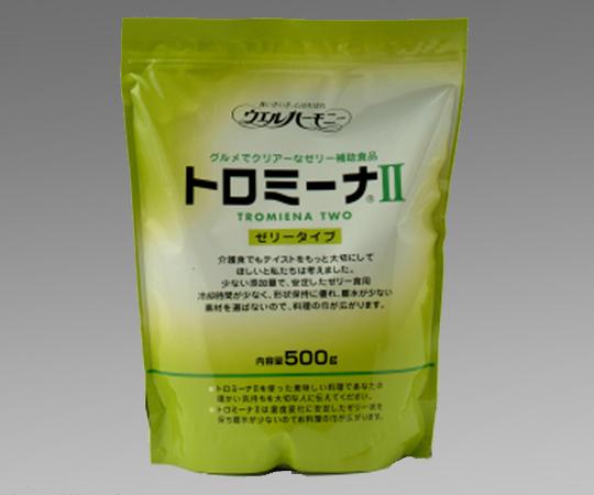 嚥下補助食品 (トロミーナ) トロミーナ2お徳用パック ゼリー 500g/袋×10袋入