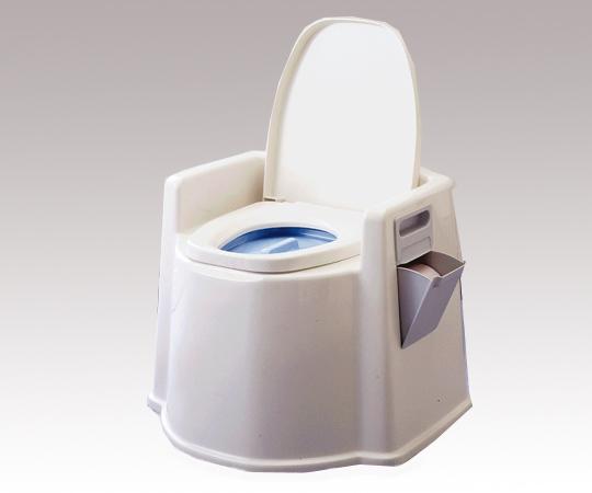 ポータブルトイレ PT02 590×555×495mm(380) 4.6kg